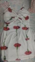 Vestido Lança Perfume G lindo