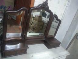 Espelheira madeira maciça