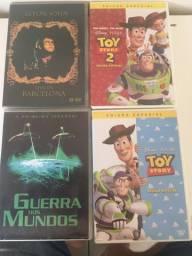 Dvd show e filmes