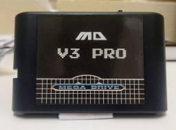 Everdrive mega drive novo  MD V3 PRO