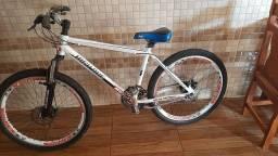 Bike de alumínio