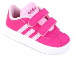 Tênis Adidas infantil Grand Court original