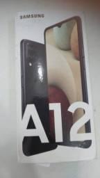 Vendo Samsung A12 comprado hoje