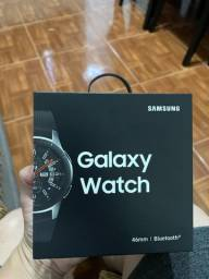Samsung Watch 46mm zerado vendo ou troco