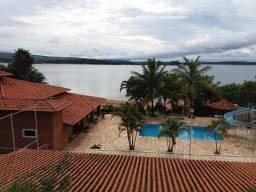 Rancho com 8 suites, lazer completo, no Lago de Furnas