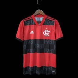 Camisa do Flamengo 2021 Nova