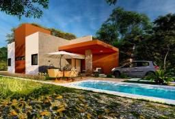 Casas no centro de Marechal Deodoro