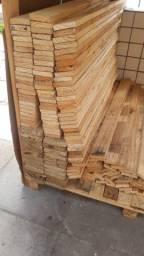 Ripa de madeira Pinho - 1.00X0.08 / 1.00X0.07