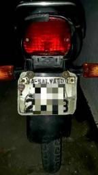 Moto 125 vareta