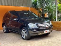 Mercedes Bens ML 320 CDi 2008/2008 com 51.000 Km, único dono, impecável!
