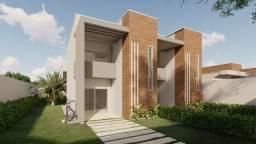 Viver Bem Lançamento casas planas e duplex de 2 e 3 quartos em rua Privativa