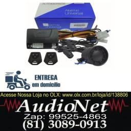 Alarme Automotivo Fks Fk902 Fk 902 Sb Completo Universal carro audionet