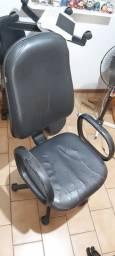 Cadeiras Escritorio R$ 140 / 70 / 50