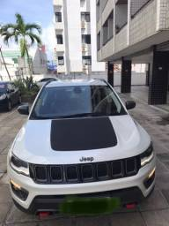 Jeep compass trailhawk 4x4 2017 diesel