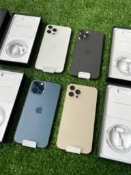 iPhone 12 Pro Max 128GB - NOVO - UM ANO DE GARANTIA!