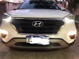 Hyundai Creta 2.0  Prestige Top 2017 8 Air bags B couro Revisado Garantia