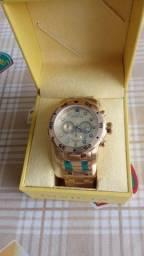 Relógio Invicta Pro Diver 0074 Ouro 18k 20199(sem a maleta)