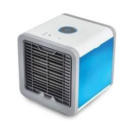 *NOVO* Mini Ar Condicionado Portátil Arctic Air Umidificador Luz Led NOVO