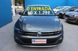Volkswagen Virtus Confortline 1.0 Turbo Automatico 2019