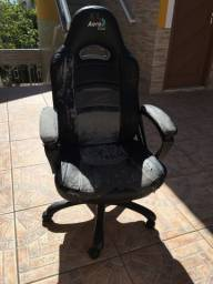 Cadeira gamer Aerocool reclinável