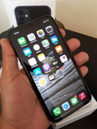 iPhone 11 128 gb impecável completo
