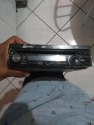 Rádio dvd Lenox
