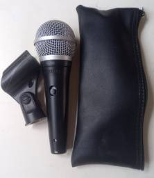 Microfone voz Shure pga 48