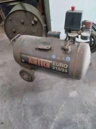 Reservatório compressor