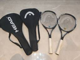 Raquetes de tênis Head