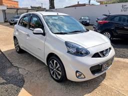 Nissan March 1.6 16V SL (Flex) 2017 Automático Único Dono 21 Mil km