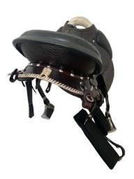 Sela WI Luxo de vaqueta profissional para pista
