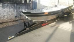Barco e carreta 6 borda alta