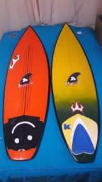 Pranchas de surf 5.11 Reis em perfeito estado.