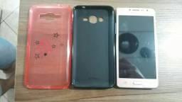 Samsung j2 prime rose