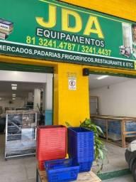 Cesta - cestinha com alça para padaria / supermercados