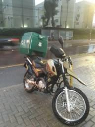 Motoboy Curitiba Express.