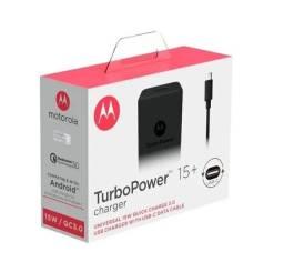 Carregador Motorola Turbo Power 30w Tipo C Tipo Micro Usb V8, entrega rápido