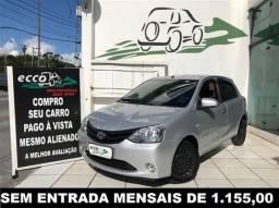 Toyota Etios Hatch Etios X 1.3 (Flex) FLEX MANUAL