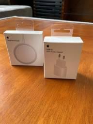 Carregador magsafe Apple (iPhone 12)