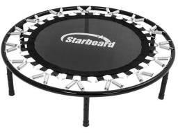Trampolim  stardboard até 100 kg