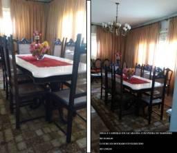 Mesa c/ cadeiras em Jacaranda