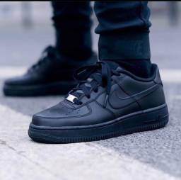 Tênis nike Air Force black