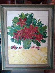 Quadro/Pintura a óleo sobre tela