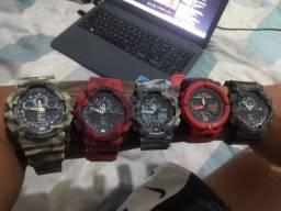 Lindos  G-Shock