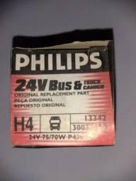 Lâmpada para ônibus e caminhão h4