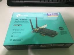 Placa Wireless Dual band AC 1300 PCi Express