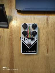 Pedal Guitarra CRAYON FULL RANGE OVERDRIVE
