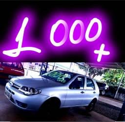 Palio 2010 basico é na LUIZA automóveis