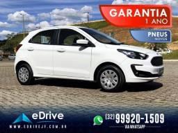 Ford KA 1.0 SE Flex 5p - IPVA 2021 Pago - Super Lindo - 4 Pneus Novos - Único Dono - 2019