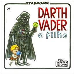 Livros Darth Vader e o Filho e A princesinha de Vader